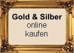 Gold, Silber, Platin, Palladium Barren und Münzen sowie Diamantem online kaufen - GoldSilberShop.de-Vertriebspartner 1268